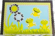 Chevron frogs and other classroom ideas from inspired in style