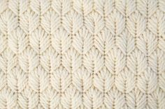 Needlepoint Tutorial - Palm Leaf Stitch, also known as Leaf Stitch