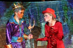 "King Triton & Sebastian in Disney's ""The Little Mermaid, Jr. "" mermaid jr, the little mermaid, costum idea, mermaid costum"