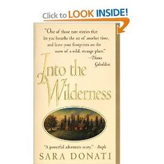 Great story of a love affair of an Englishwomen and American Frontiersman, who survive a great adventure in wilderness to be together! All the books in this series are great insight into the life of  family on the frontier after the American Revolution.