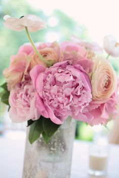 . rose, flower bouquets, wedding flowers, fresh flowers, flower ideas, floral arrangements, bouquet flowers, wedding centerpieces, pink peonies
