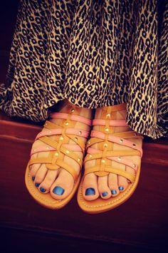 Carino Gladiator Sandals Uncovet