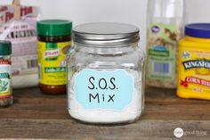 Soup or Sauce Mix