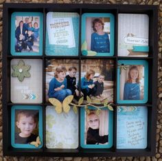Scrappy Therapy: Display Tray Class