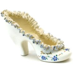 Vintage Porcelain Shoes