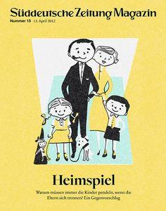 suddeutsche zeitung magazin - april 2012