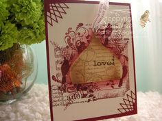 By Bibiana;  Background Stamping Techiques; featuring #Memorybox stamps and dies, adore peony collage stamps among many others and drop ornament die