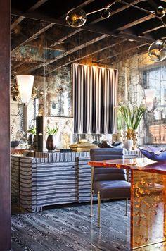 Kelly Wearstler Residential #kellywearstler #interior #residential #home #decor #design