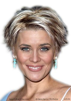 Short Highlighted Hairstyles