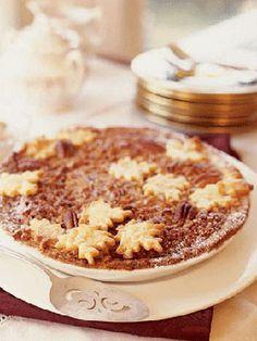 Chocolate Bourbon Pecan Pie #recipe