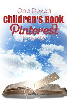 One Dozen Childrens Books Pinterest Boards - edsnapshots