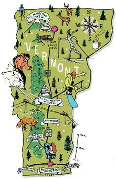 Road Trip - Vermont's Route 100