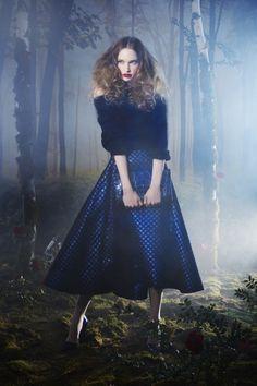 Alice + Olivia Fall 2014 #nyfw