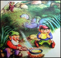 Garth Williams - The Golden Book of Elves and Fairies