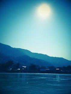 Sunshine in Rishikesh!