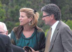 Victoria Lawford and husband Bob Pender