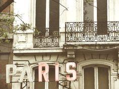 Paris: I miss you.