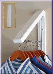clothes storage, clothes hangers, organ, arrow, laundry rooms, closet, small spaces, guest rooms, laundri room