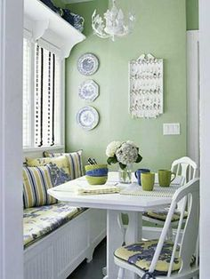 dining room decorating ideas shabby chic | 25 Charming Shabby Chic Decoraitng Ideas Blending Light Room Colors ...