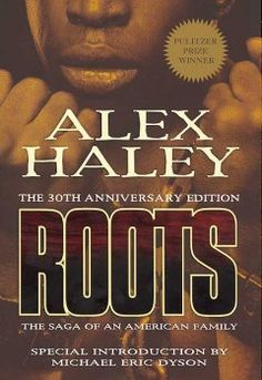 Roots : the saga of an American family by Alex Haley. Click the cover image to check out or request the Douglass Branch bestsellers and classics kindle.