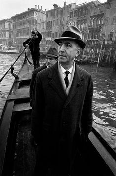 Italian Vintage Photographs ~ #Italy #Italian #vintage #photographs ~ ITALY. Venetia region. Town of Venice. 1966.
