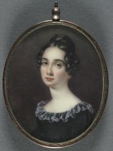 museums antique miniature paintings | Antique miniature portraits More