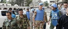 EXCLUSIVE: Interview with Head of UN Syria Mission Gen. Robert Mood