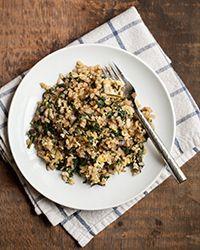 Breakfast Fried Brown Rice Recipe on Food & Wine