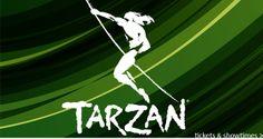Tarzan | J Company Youth Theatre | May 9-18, 2014