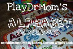 lots of fun alphabet activities for kids