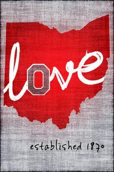 Ohio State Love