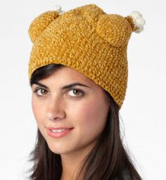 Knit Turkey Hat for Thanksgiving