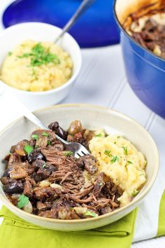 Tomato Olive Braised Beef   by Sonia! The Healthy Foodie
