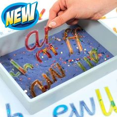 Squidgy Sparkle Phonics - tactile phonics resources for early years and KS1. This set include 67 graphemes covering the 44 sounds. Ideal for indoor or outdoor use, they are suitable for use with any systematic phonics programme.