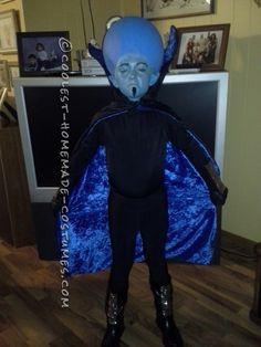 Coolest Homemade Mega Mind Costume… Coolest Halloween Costume Contest