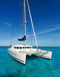 Belize Catamaran