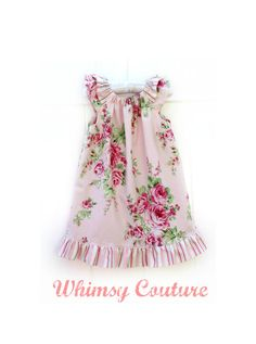 Whimsy Couture Sewing Pattern/Tutorial  Angel by whimsycouture, $9.00