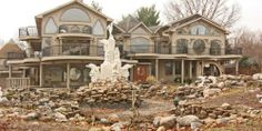 Outlandish Estate Built By Pimp Is Like Nothing You've Ever Seen (PHOTOS)