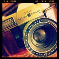 old camera #vintage