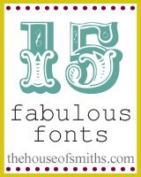 craft, houses, decorating blogs, decorating ideas, fabul font, smith, 15 fabul, design blogs, fonts