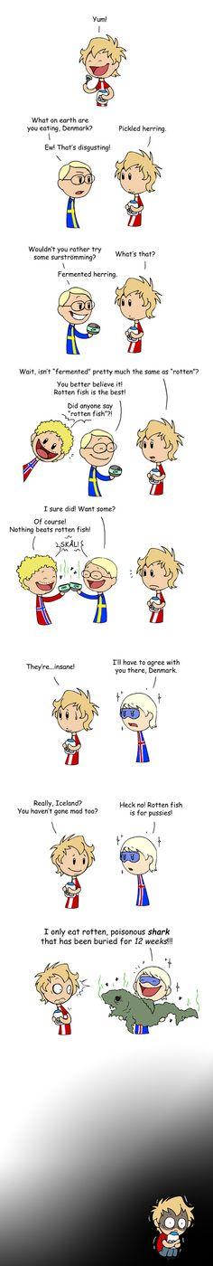 how to say hello in scandinavian