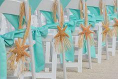 beach chair decorations