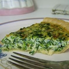 "My kids LOVE this easy quiche for a light weeknight supper or weekend lunch. ENJOY!"" —SillyJilly 