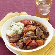 Beef Stew | MyRecipes.com #MyPlate #protein #vegetable