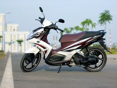 Cảm nhận Yamaha Nouvo SX 2012