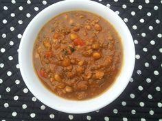 Healthy Diet Habits White Bean Pumpkin Chili