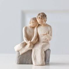 Willow Tree figurine showing grandmother and grandchild and other gifts for traditional grandmothers.