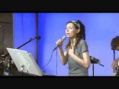 Fling Wide Misty Edwards at IHOPU KC Live Prayer Room