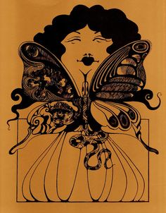 This was attributed to Beardsley, but I'm not sure that it is . . .