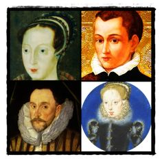 """The double wedding of Lady Jane Grey to Dudley and Henry Herbert (later 2nd Earl of Pembroke) to Lady Catherine Grey (sister of Lady Jane). Needless to say that when Jane was overthrown, the marriage was dissolved in order for the Pembroke's to stay in favor with the """"rightful"""" monarch, Queen Mary Tudor."""